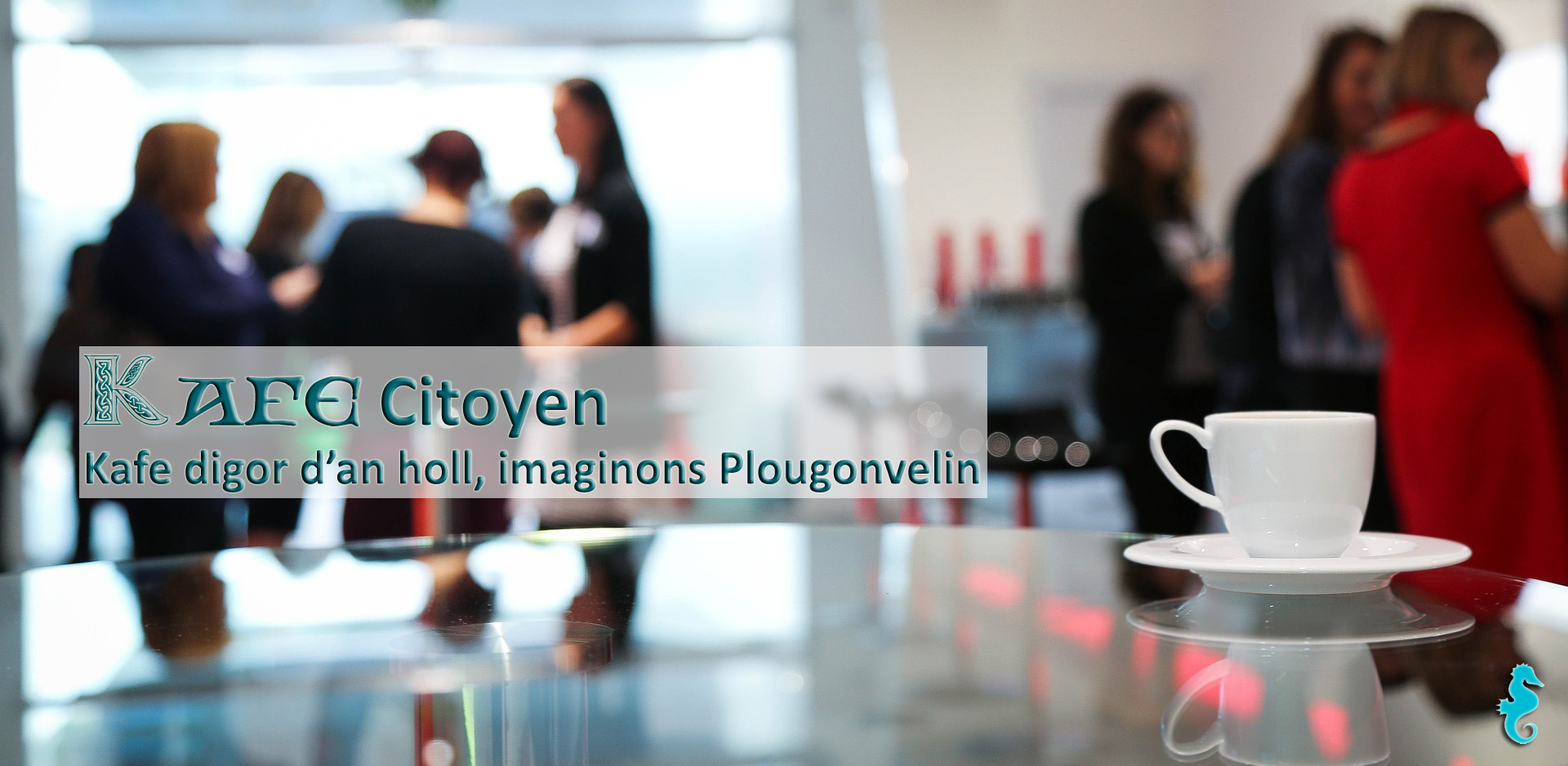 Le Kafe citoyen de Plougonvelin