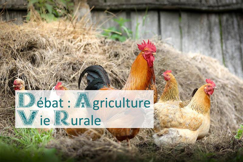 agriculture vie rurale